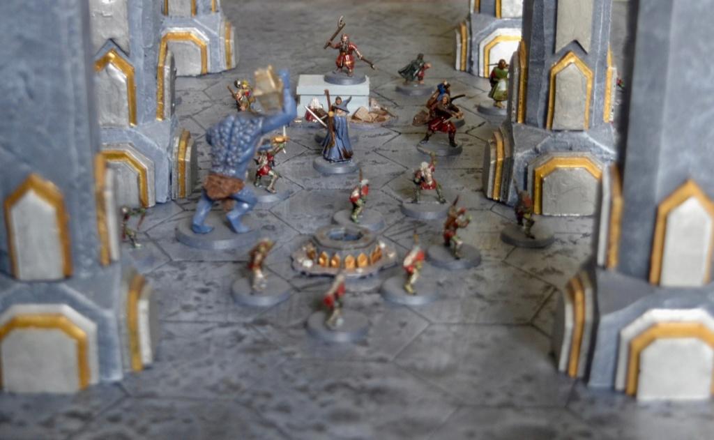 Mines de la Moria / Nargothrond, l'autre Khazâd-Dum  _dsc0610