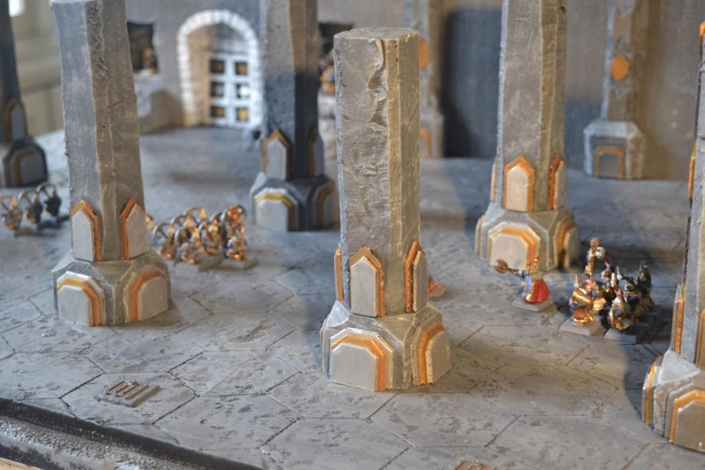 Mines de la Moria / Nargothrond, l'autre Khazâd-Dum  _dsc0710