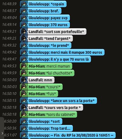 [CHU] Rapports D'actions RP de Lilouleloupp Captu100