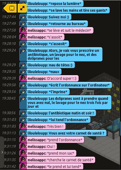 [CHU] Rapports D'actions RP de Lilouleloupp Captur13