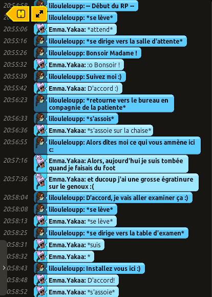 [CHU] Rapports D'actions RP de Lilouleloupp Captur22