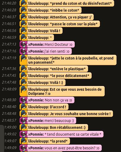 [CHU] Rapports D'actions RP de Lilouleloupp Captur49