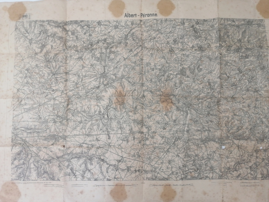 Estimation carte allemande 1915 15968914