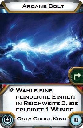 Warhammer meets Legion, Flesh Eater Courts Legion Armee Arcane10