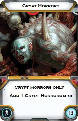 Warhammer meets Legion, Flesh Eater Courts Legion Armee Crypt_12