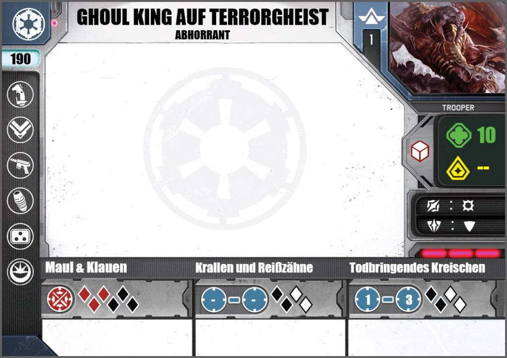 Warhammer meets Legion, Flesh Eater Courts Legion Armee Ghoul_10