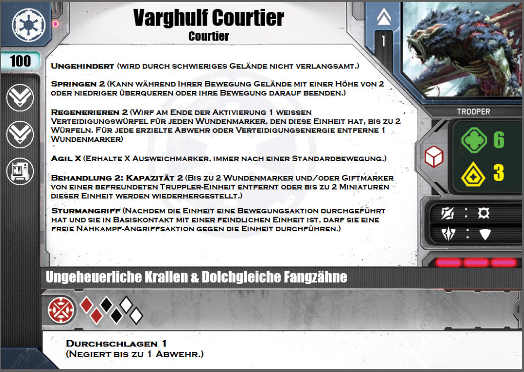 Warhammer meets Legion, Flesh Eater Courts Legion Armee Varghu10
