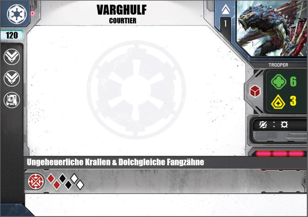 Warhammer meets Legion, Flesh Eater Courts Legion Armee Varghu11