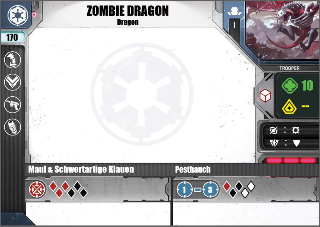 Warhammer meets Legion, Flesh Eater Courts Legion Armee Zombie10