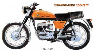 bultaco - Duda modelo - Bultaco mercurio 155 GT del 1975 2b6ce810