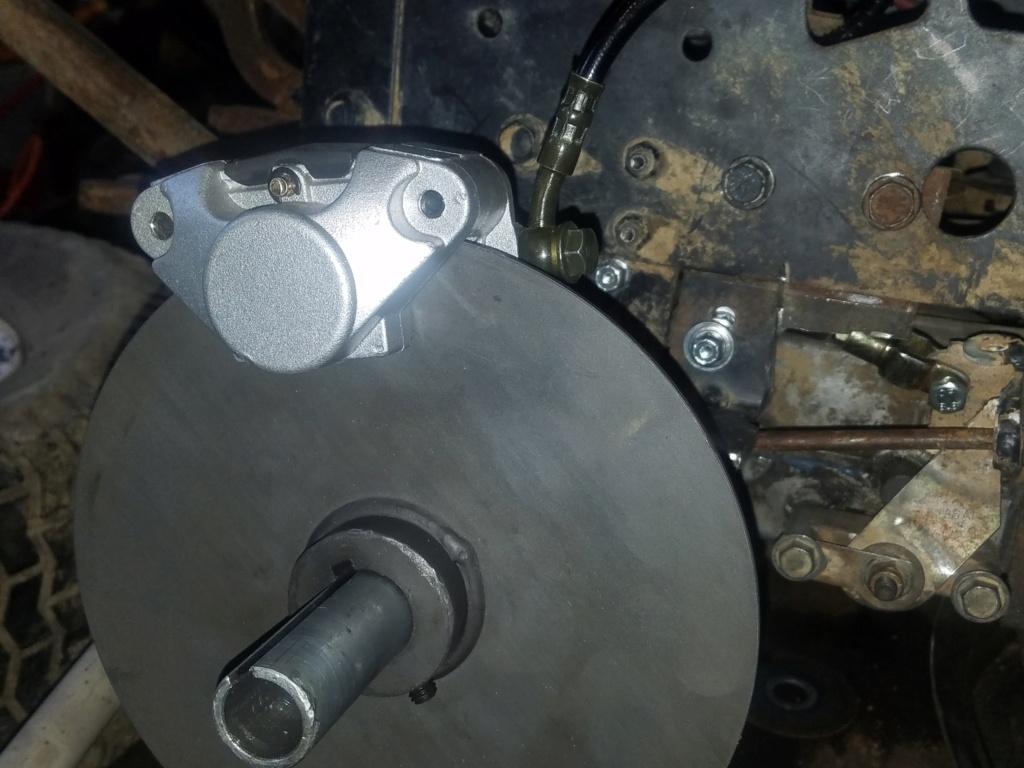 Hydraulic brake project 20201012