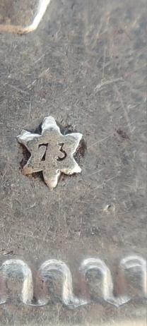 5 Pesetas 1871 (18-73) 20201019