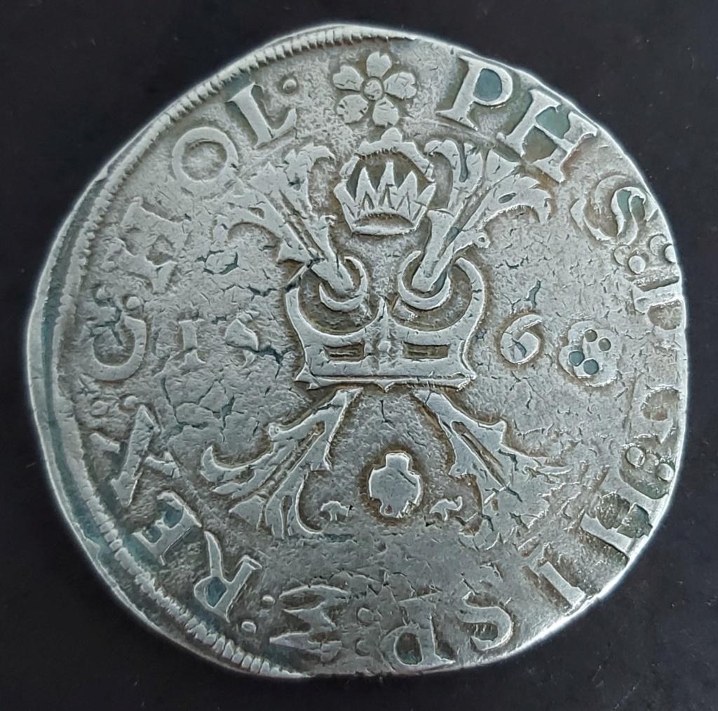 Escudo de Borgoña 1568, Condado de Holanda Picsar13