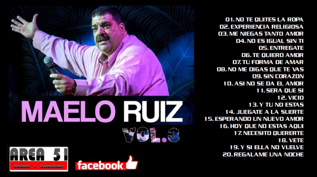 MAELO RUIZ - GRANDES EXITOS VOL.3 Maelo_12