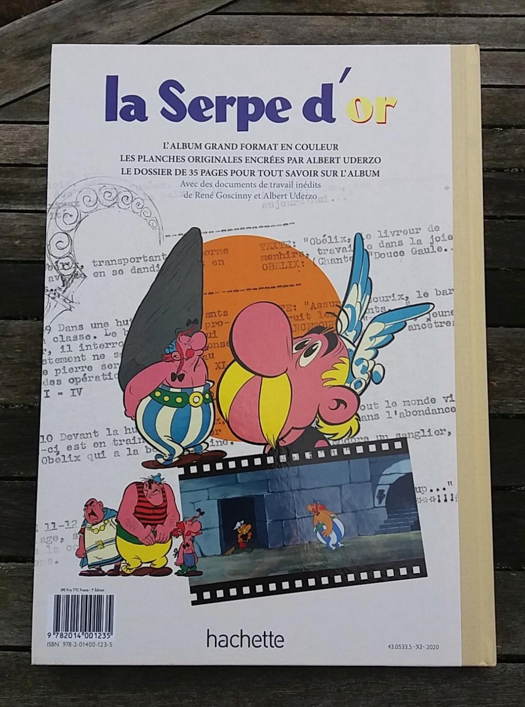 La Serpe d'Or version luxe - Page 2 20201211