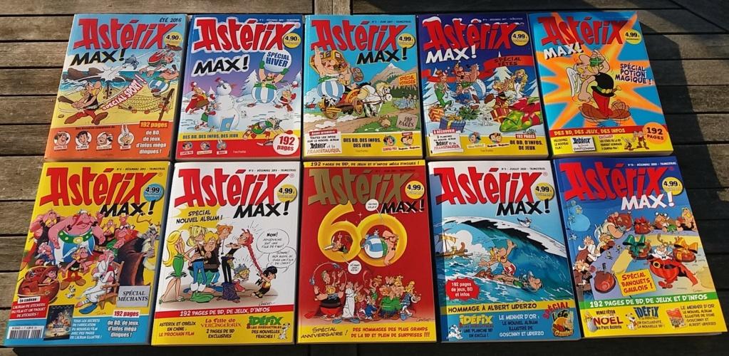 Astérix Magazine Max ! 20201231