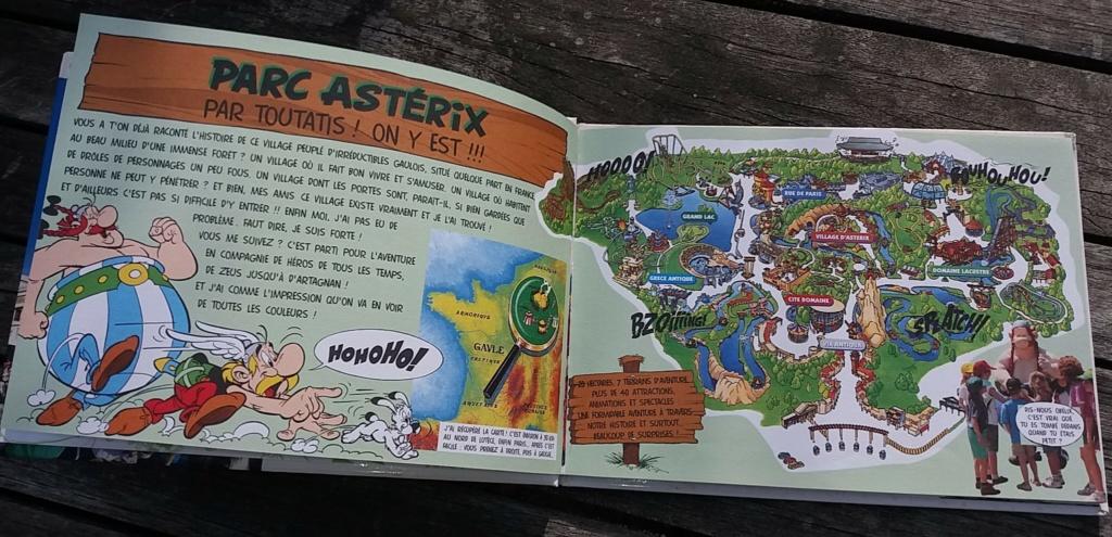 Dossiers / brochures / livres sur le Parc 20210520
