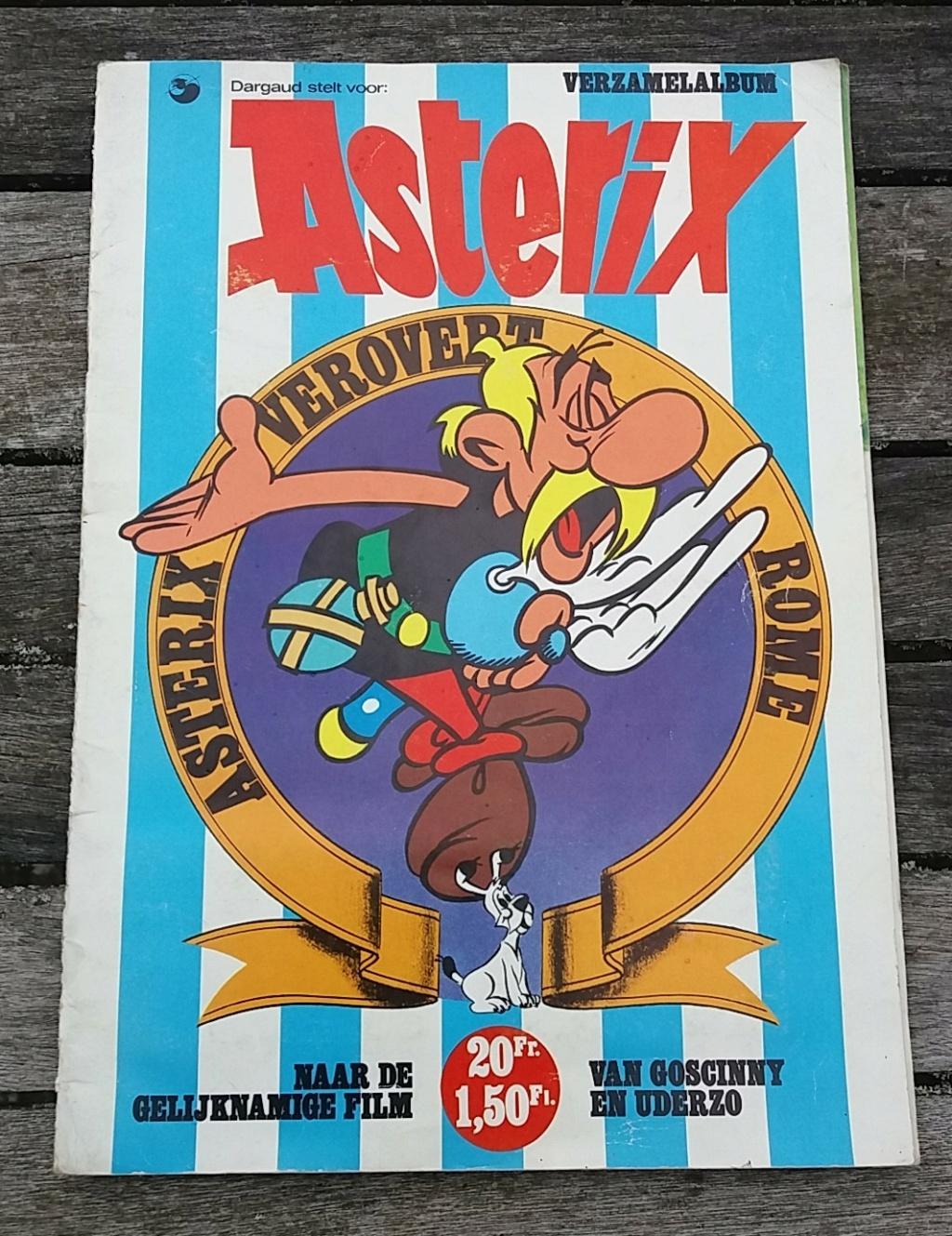 Stickers 12 Travaux d'Astérix 1976 20210914