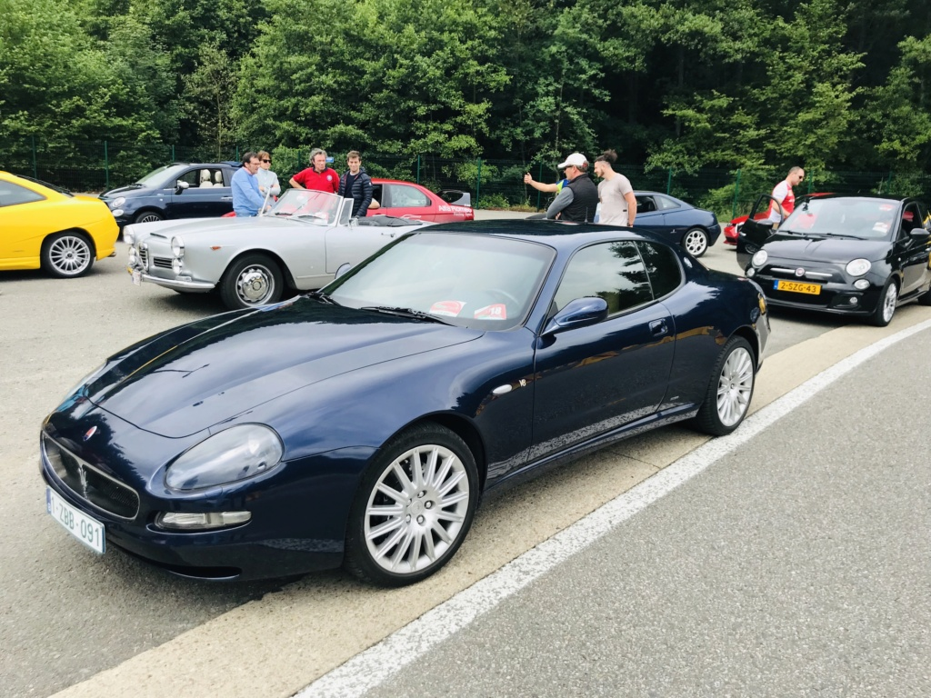 Présentation Maserati Gransport Belgique  1c0c7c10