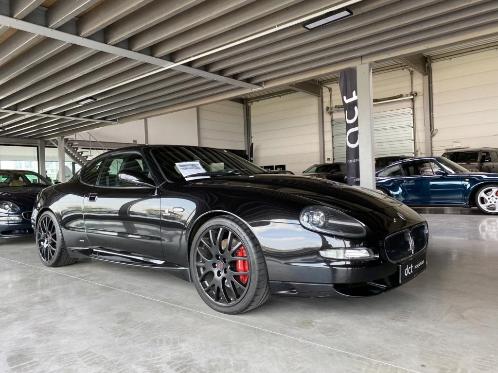 Présentation Maserati Gransport Belgique  Af4aff10