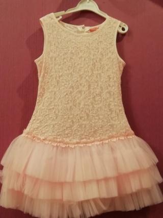 Нарядное платье на 6 - 7 лет Au_112