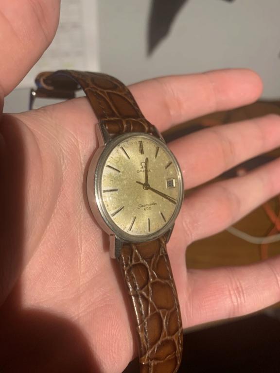 Relógio Omega Seamaster 600 7530b310