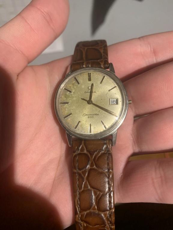 Relógio Omega Seamaster 600 9a0a9310