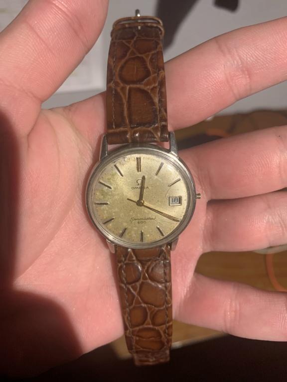 Relógio Omega Seamaster 600 E4fcdd10