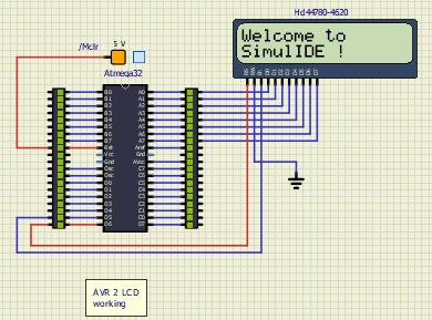AVR projects using Microchip Studio Avr210