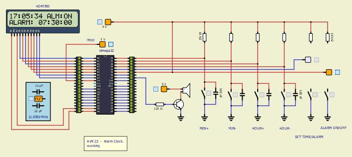 AVR projects using Microchip Studio Avr22_10