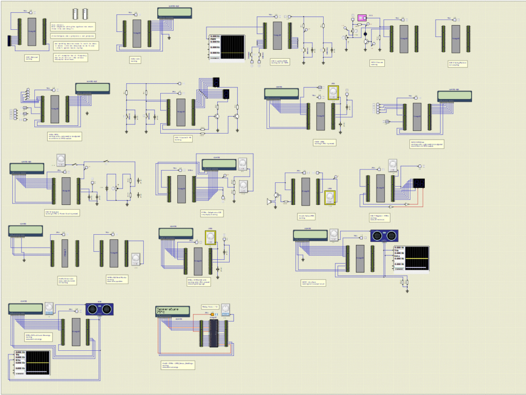 AVR projects using Microchip Studio Avr_1-10