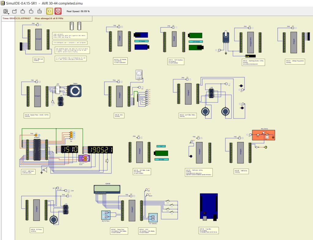 AVR projects using Microchip Studio Avr_3010