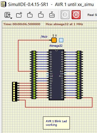 AVR projects using Microchip Studio Mcstud13