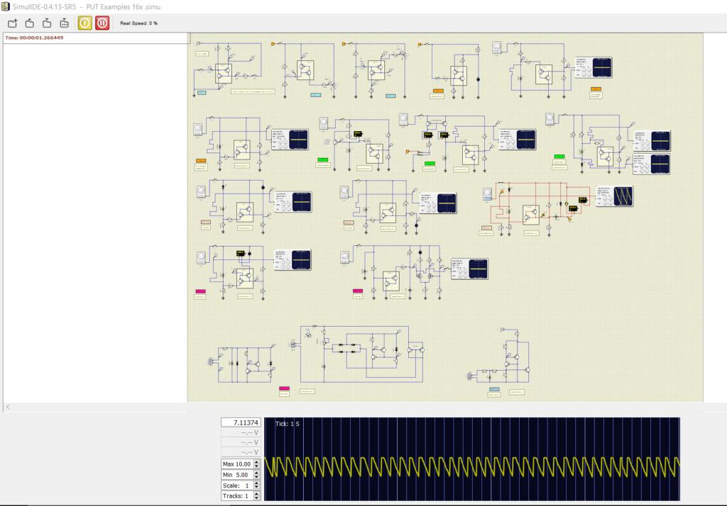 Opamp 741 simulations Put_ex11
