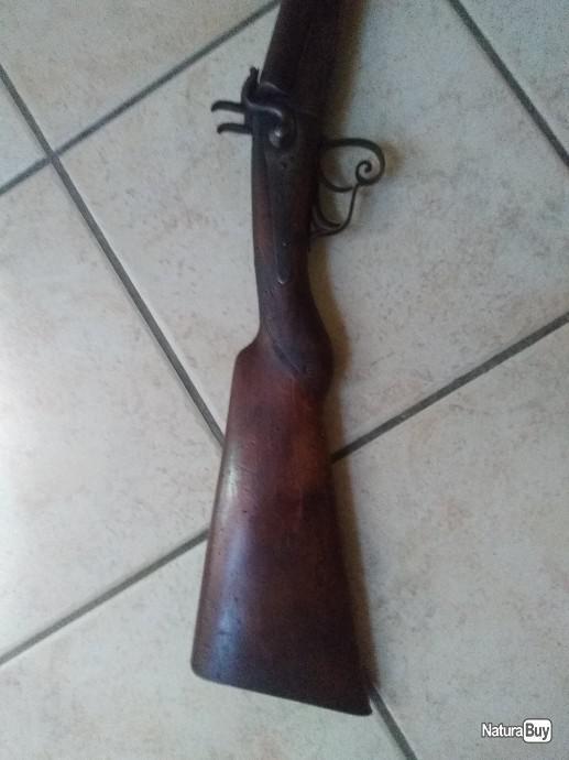 Identification d'un fusil et d'un sabre  85fb6610