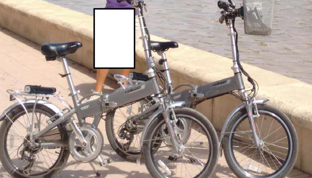 Robo de 2 bicicletas : COLUER EF LUX 100 en Bizkaia Foto_b10