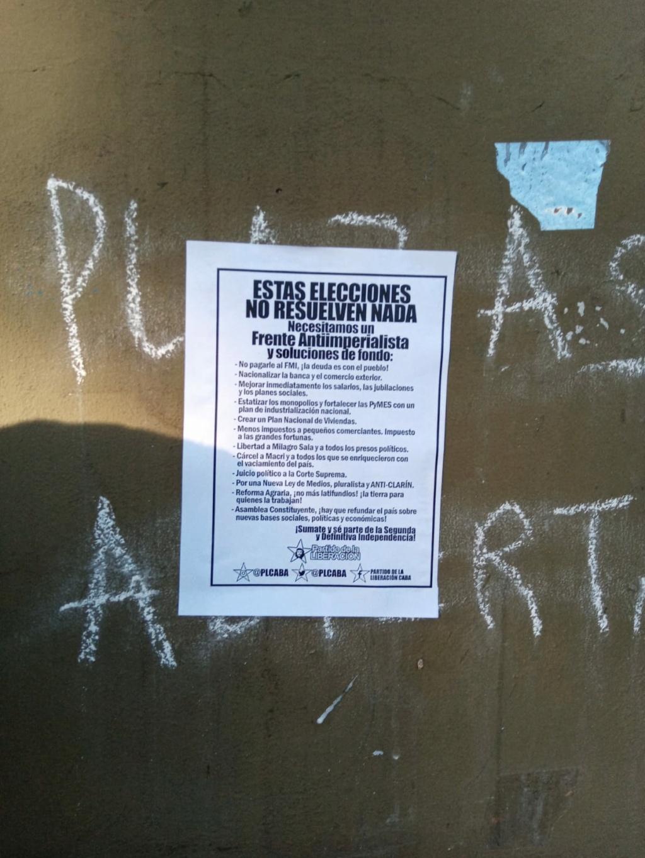 argentina - Conformación de un Frente Antiimperialista en Argentina 24e64110