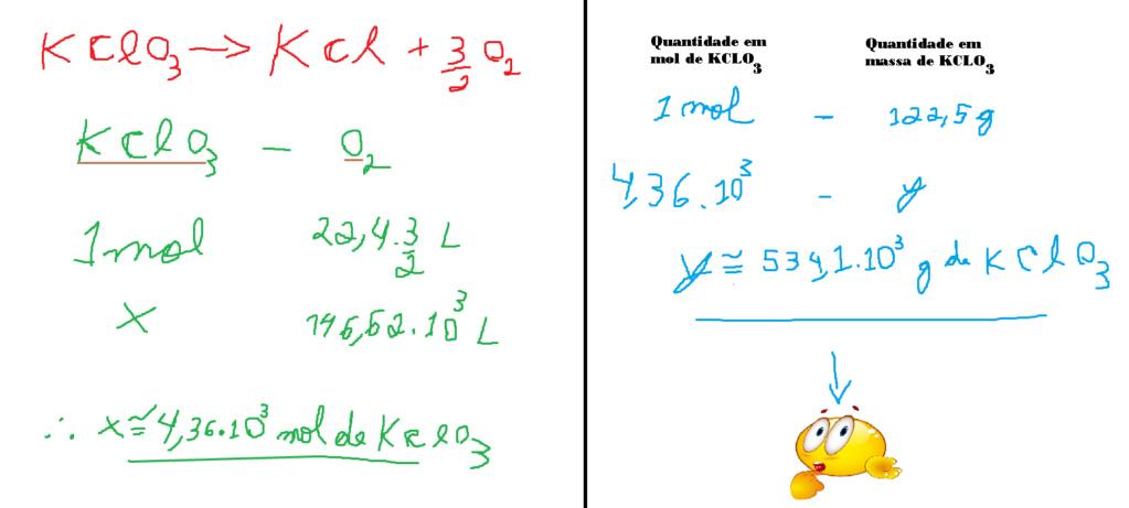 Estequimetria e cálculos químicos  Captur11