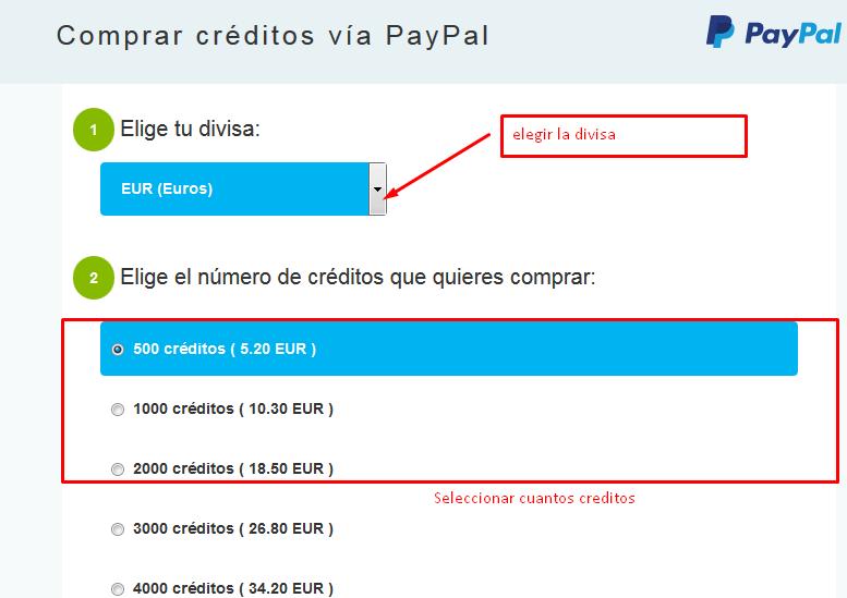 La gestión de los créditos Ovjp7p10