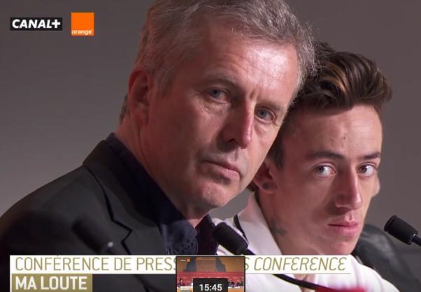 Dumont the Boss(L'humanité, P'tit Quinquin, Ma Loute...) Cannes10