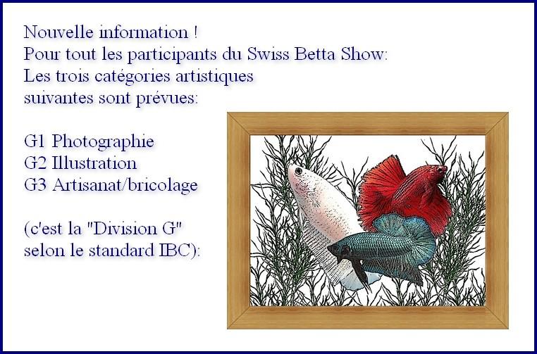 SBC Show 26-28 mai 2017 Cernier + covoiture + recherche Bettas Art-fr11