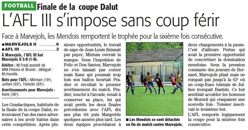 Finale Coupe Dalut Dalut10