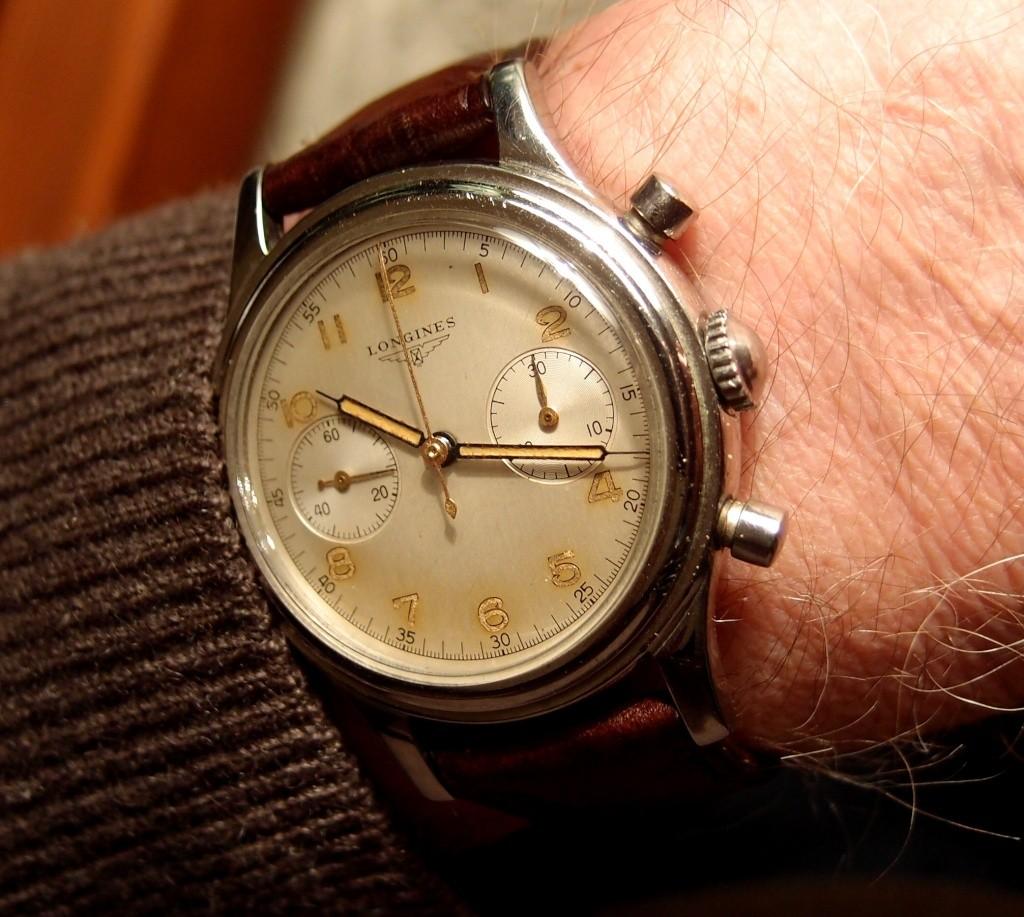 Breitling - La Vintage du jour - Tome V P4173611