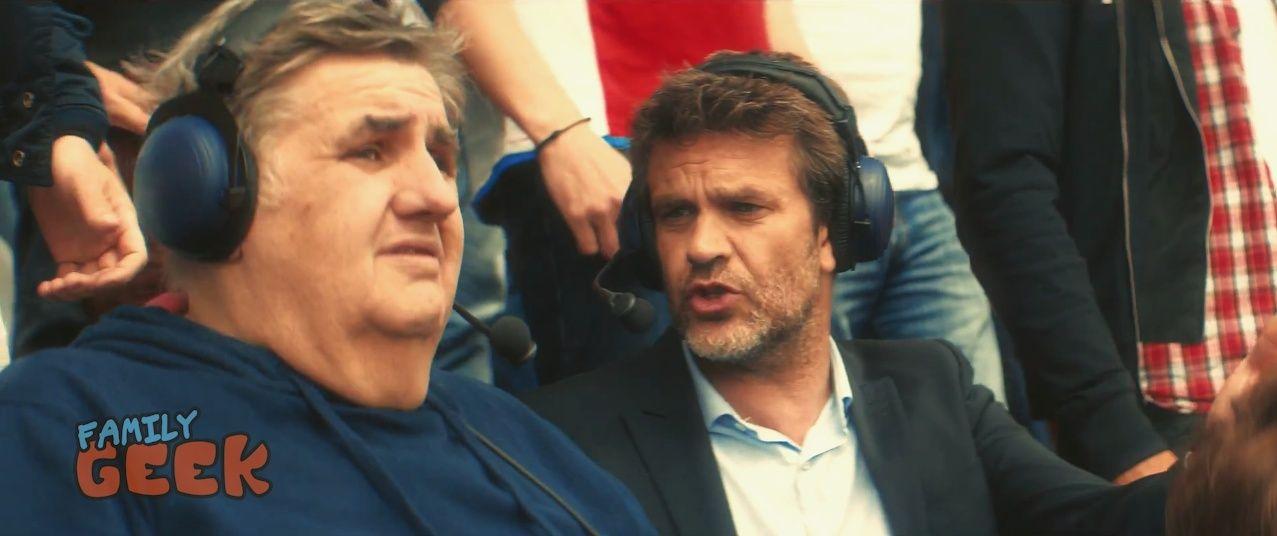 Pierre Ménès rejoint Hervé Mathoux aux commentaires de FIFA 17 Captur17