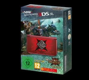 New Nintendo 3DS XL Monster Hunter Generations Edition, bientôt dispo ! Cid_2711