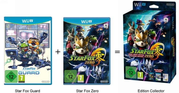 Rejoignez l'équipe Star Fox dans STAR FOX ZERO le 22 avril exclusivement sur Wii U Cid_3010