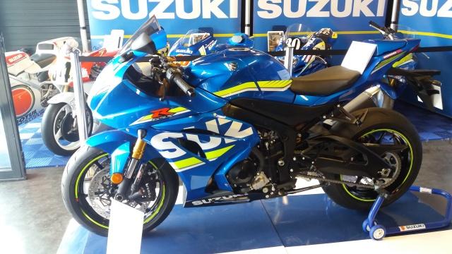 Suzuki GSXR 1000 2017 20160105