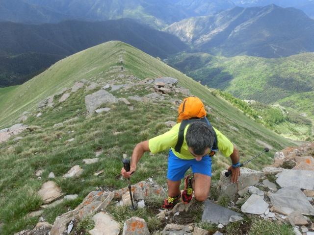 """Trail sur le """"Bertrand"""" Cimg5110"""