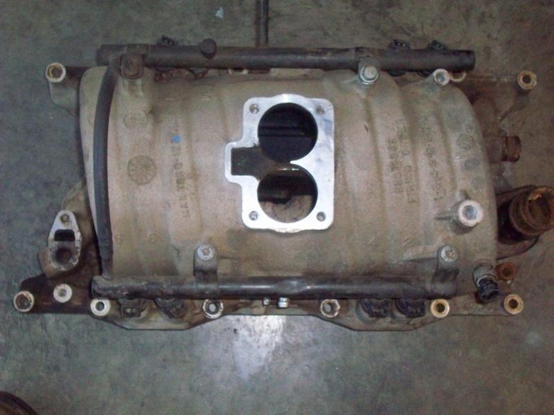 tuto changement joint plénum ZJ V8 5.2L 110