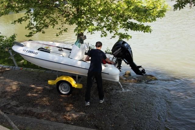 Initiation Pêche sur le Rhône Img_0116